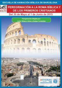 pelegrinatge Roma