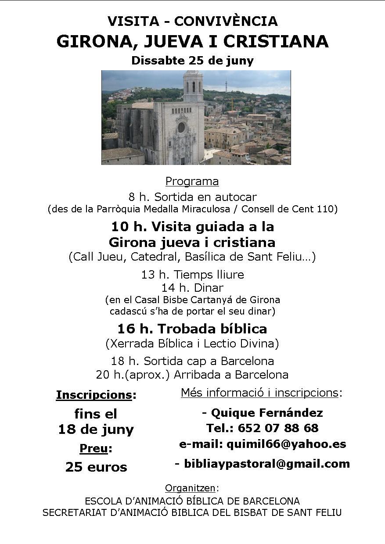Convivencia Bíblica Girona cat